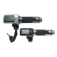 speedometer/odometer+throttle+LCDdisplay36v48v60v+lock/cruise+battery indicator electric scooter bike MTB tricycle part