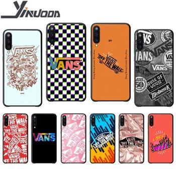 Yinuoda Trend brand Vans Luxury phone case etui for Samsung galaxy A10 A20 A50 A51 A70 A71 A40 A30 A30S A80 silicone cases cover luxury venom marvel deadpool pattern for samsung galaxy a10 a20 a30 a40 a50 a70 m10 m20 phone case cover coque etui capinha capa