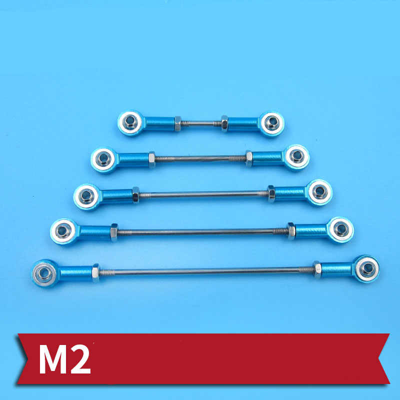 10 Piece löthülse M2 Bore 2,1mm Linkage löthülsen