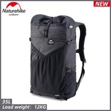 Naturehike – sac à dos léger et respirant, grande capacité, pour voyage, randonnée, Camping, 30 + 5l, 2020