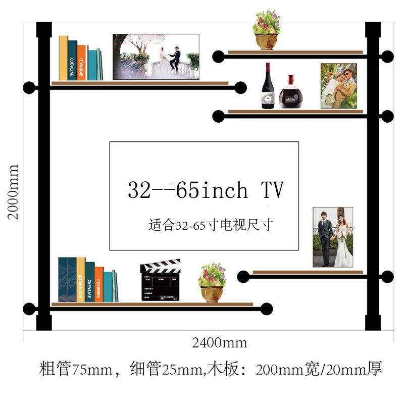CF2 New Design Modern Metal Multi-Layers Wine Holder Rack Antique Design Wall TV Shelf Display Rack Glassware Storage Cup Holder