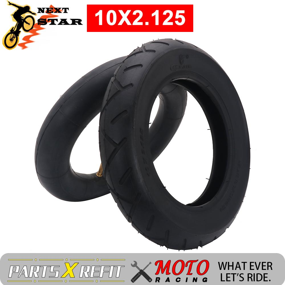 2 Heavy Duty Inner Tube Hoverboard 10x2.125 Tire Self Balancing 2-wheel Scooters