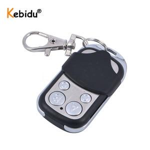 Image 2 - Kebidu Universal Garage Door 433.92Mhz Duplicator Copy Remote Controller 433MHZ Remote Control Clone Cloning Code Gate