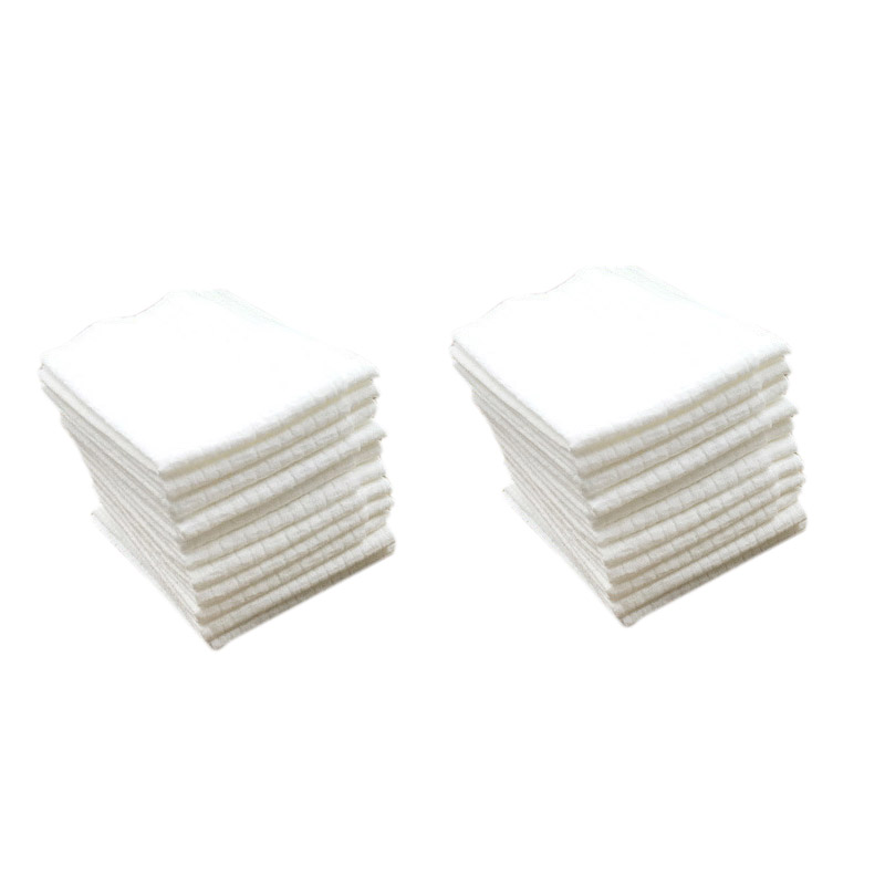 2Box Facial Cotton Tissue Soft Dry Wipe Dry And Wet Use Cleansing Cotton Wipe For Sensitive Skin Face Towels 20X28cm