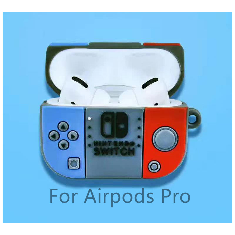 LoveRony 3D Silicone Case for AirPods Pro 12
