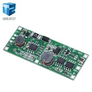Módulo ampliador de carga dc 5v-12v to 9v/12v para 18650 lítio conversor de proteção de tensão da bateria, descarga de carga