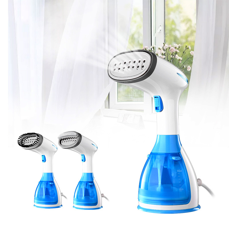 1500W Handheld Fabric Steamer 15 Seconds Fast-Heat Home Appliances 280ml Garment Steamer for Home Travelling Iron Steamer