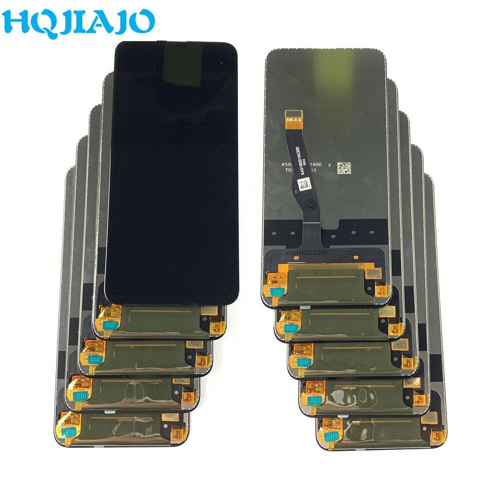 10 Stks/partij Voor Huawei Y9 Prime 2019 Lcd-scherm P Smart Z Lcd-scherm Met Touch Montage