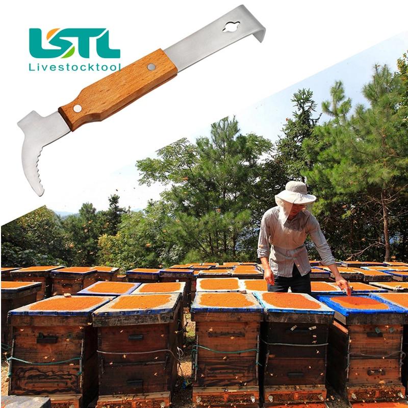1 Pcs Bee Take Honey Tools Bee Honey Scraper Cut Honey Knife Beekeeping Necessary Hive Bee Equipment Scraper Wholesale