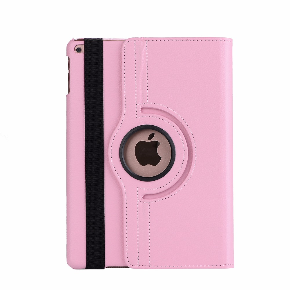 7th For Case 360 2019 10.2 8th iPad Flip Leather Rotating PU Cover Degree 2020 Stand