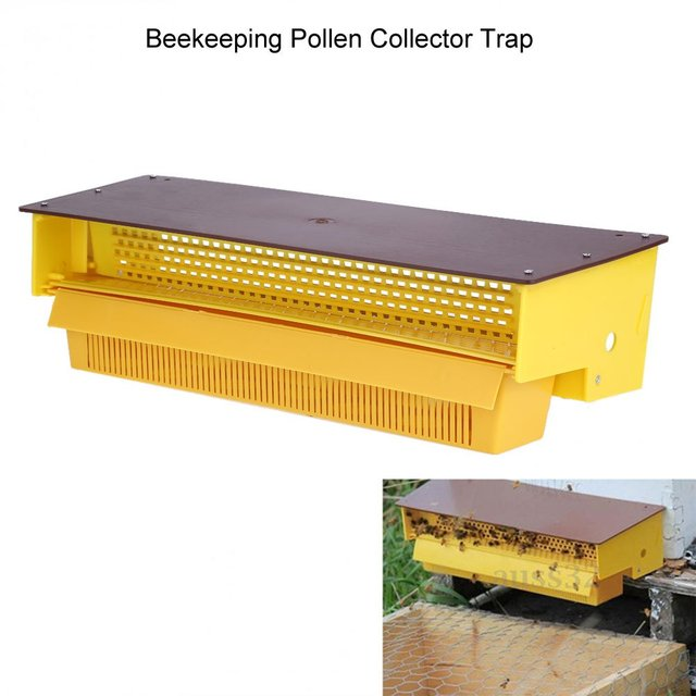 Multifunctional Pollen Collector Removable - Ventilated Pollen Tray  17