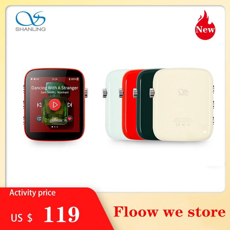 Shanling Q1 lecteur Portable ES9218PDAC/ampli bidirectionnel Bluetooth HiFi lecteur de musique Audio support MP3 DSD128 PCM32bit/384kHzLDAC/aptX