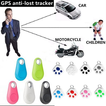 GPS Tracker Car Real Time Vehicle Baggage Trackers Tracking Device GPS Locator for Children Kids Pet Dog Key Finder image