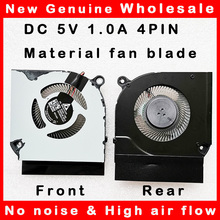 Laptop CPU Cooling Fan Cooler Radiator DC05V 1.00A NS85C28-18K16 6033B0072301 4Pin