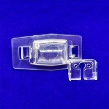 Suporte da câmera de visão traseira do carro placa habitação montagem para mazda miata MX-5 protege mpv tribute 1999-2001 2002 2003 2004 2005 2006