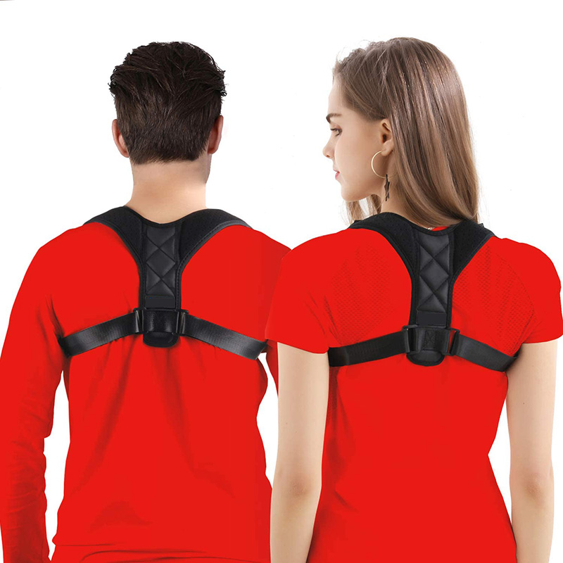 Corrector Safety-Harness Shoulder-Support Back-Posture Straight ZK20 At-Work Protuction-Back