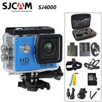 الأصلي SJCAM SJ4000 عمل كاميرا الرياضة DV 1080P كامل HD 2.0 بوصة شاشة الغوص 30 متر مقاوم للماء كاميرا صغيرة|sj 4000 cam|sjcam sj4000 action cameraoriginal sj 4000 -