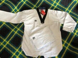 Image 1 - EX MOOTO EXTREA S5 uniforme de combate profesional, encendedor de Taekwondo, más suave, más rápido, para niños y adultos