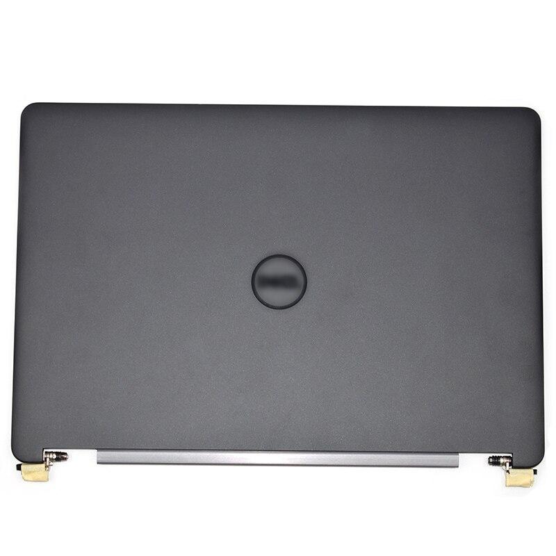 Original New Laptop LCD Back Cover/LCD Screen Front Bezel/LCD Hinges For Dell Latitude E5470 0C0MRN C0MRN C0MRN 0C0MRN Black