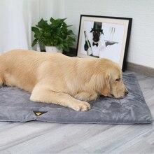 Zima Pet Self-poduszka elektryczna pies koc do spania legowisko dla kota gorąca poduszka na sofę dywan domowy utrzymuj ciepło dla zwierząt domowych