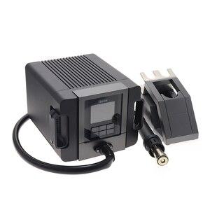Image 5 - RAPIDO TR1300A intelligente stazione di saldatura ad aria calda del telefono mobile di riparazione pistola ad aria calda di saldatura demolizione 1300W stazione di rilavorazione