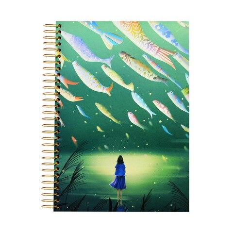 cartao de livro lagrima notepads papelaria presente