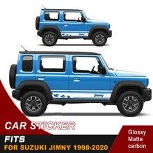 Подходит для suzuki jimny 3 двери и 5 дверей 1998 2020 автомобильные