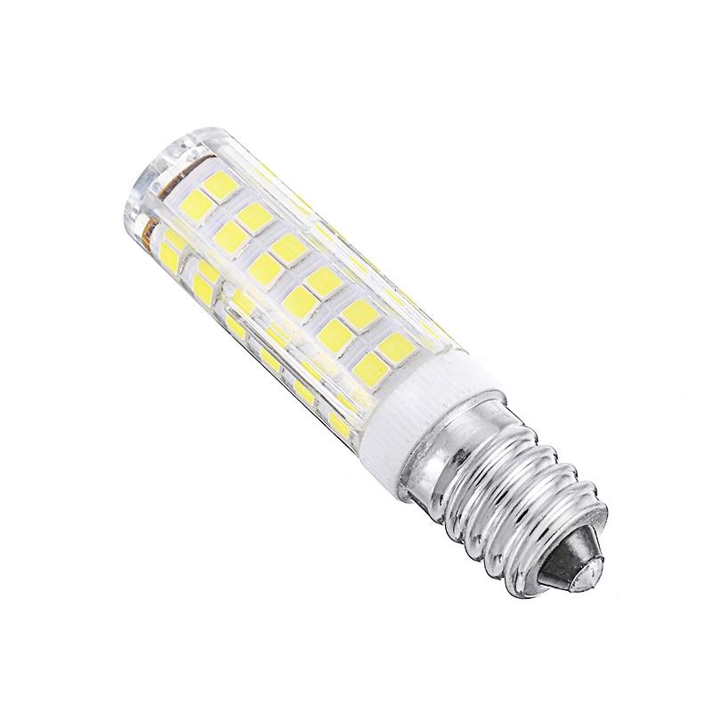 7 Вт белая светодиодная лампа для кукурузы энергосберегающая AC/DC Светодиодная лампа капсульные лампы для кухонного диапазона вытяжка дымох...
