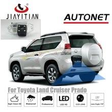 JIAYITIAN камера заднего вида для Toyota Land Cruiser Prado LC90/LC120/LC150 LC200 1996~ камера заднего вида для номерного знака CCD