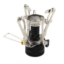 Портативный Пикник газовая плита горелки складной кемпинг Пеший Туризм Необходимые инструменты наружное оборудование Автоматическая