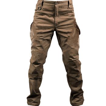 PAVEHAWK IX9 taktyczne spodnie wojskowe armia odzież męska Cargo spodnie mężczyźni praca biegaczy męskie spodnie dresowe spodnie damskie czarne tanie i dobre opinie Cargo pants CN (pochodzenie) Pełnej długości Mieszkanie REGULAR COTTON Poliester 2 5 - 3 34 Midweight Suknem Kieszenie