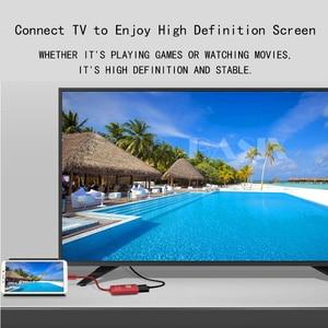 Image 4 - USB C כדי HDMI מתאם כבל 4K 30Hz סוג c כדי HDMI עבור huawei mate 20 macBook פרו 2021 ipad פרו hdmi נקבה ל usb סוג c כבל
