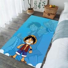 One Piece Shaggy Fluffy Anti-Skid Area Floor Mat 3D Rug Non-slip Mat Dining Room Living Room Soft Child Bedroom Mat Carpet ST01