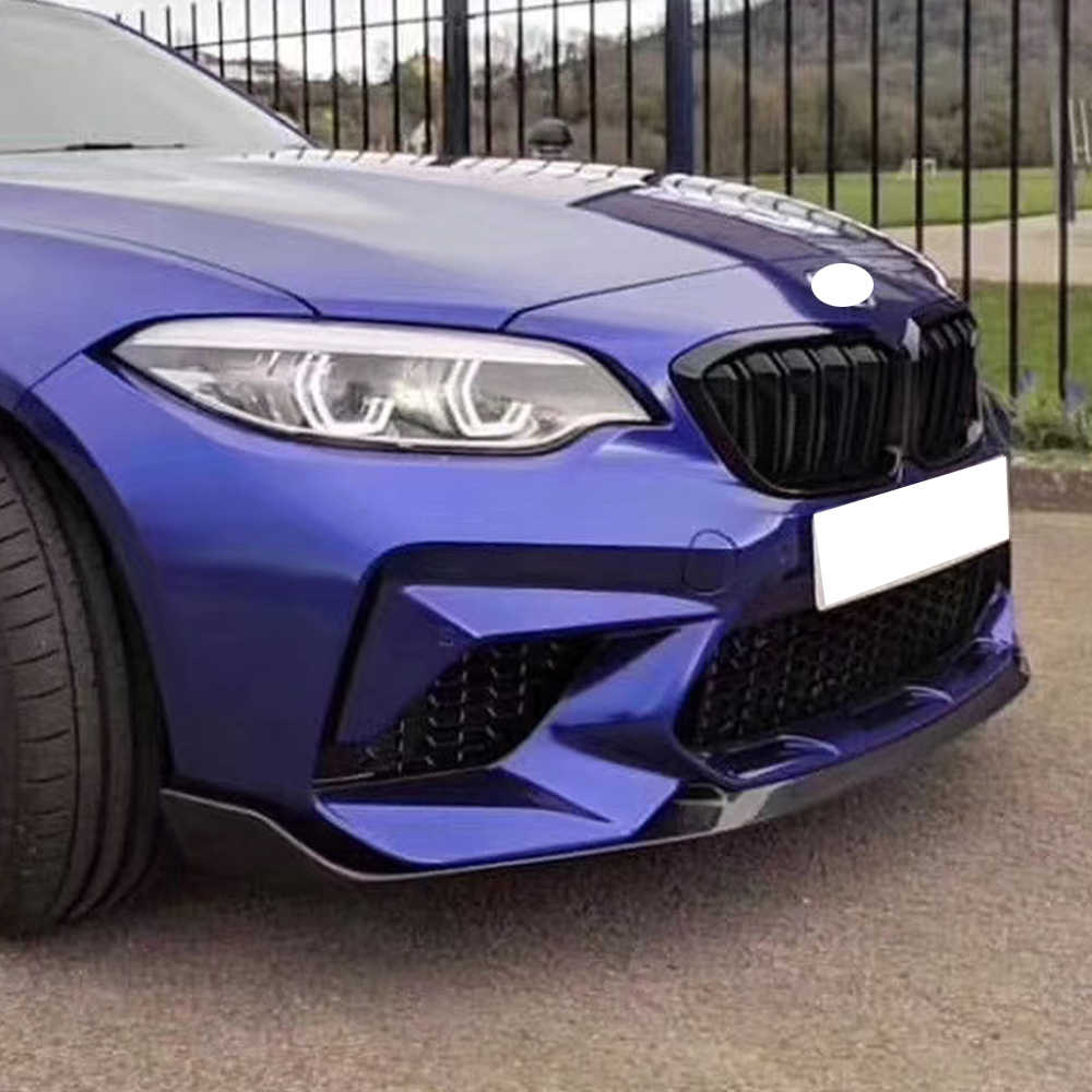 Z ART M2 Cs エンジン Bmw M2 Gts 炭素繊維エンジンカバー 2015 2019 Bmw F87