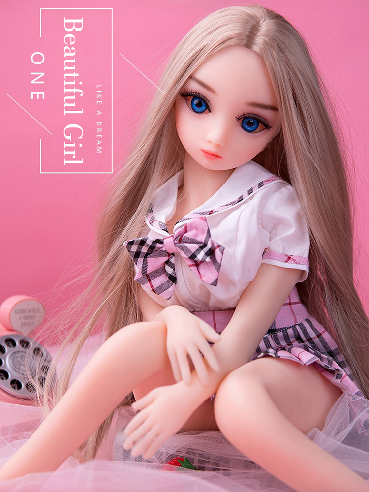 PERSONAGE 63CM Mini <font><b>Real</b></font> TPE <font><b>Sex</b></font> <font><b>Dolls</b></font> Japanese Anime Full Oral Love <font><b>Doll</b></font> Realistic <font><b>Toys</b></font> for Men Sexy Vagina Adult Silicone <font><b>Doll</b></font> image