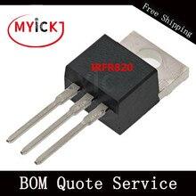 10 шт. IRFR820 нулевое напряжение поворотный чип SMPS IC