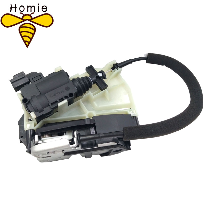 High Quality CN15 A219A NE CN15A219ANE Rear Trunk Lid Lock Latch Central Locking Mechanism For Ford Ecosport 2013 2017|Door Lock Protective Cover| |  - title=