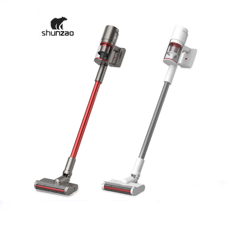 Shunzao Z11 Pro Handheld Cordless Vacuum Cleaner 26000Pa Strong Suction 125000RPM Brushless Motor From Xiaomi Youpin