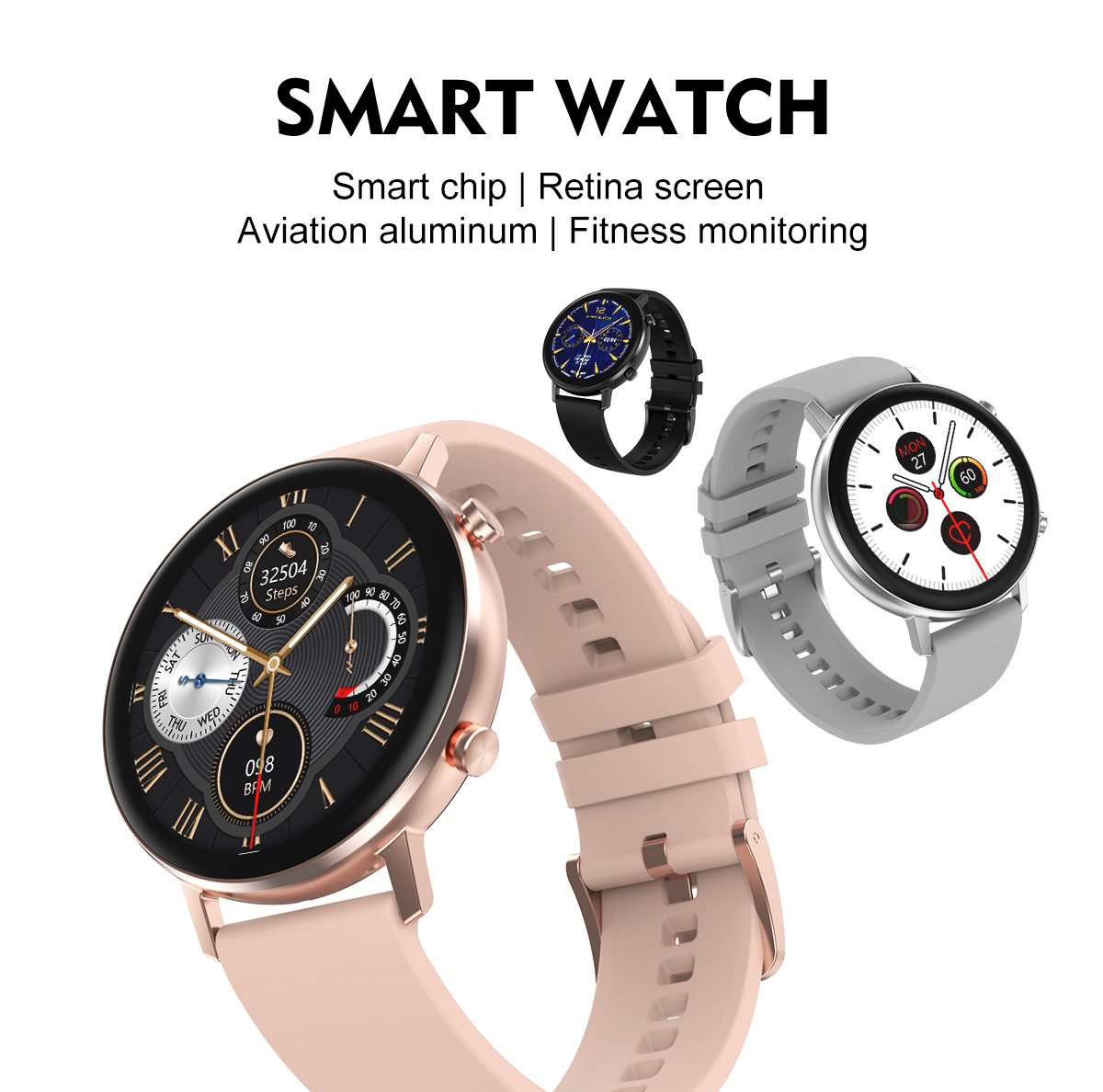 DT No.1 DT96 Smart watch 5