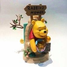 Disney Winnie De Pooh 13-17Cm Action Figure Anime Decoratie Collectie Beeldje Speelgoed Model Voor Kinderen Gift