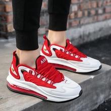 Популярная мужская спортивная обувь с амортизацией, мужская спортивная обувь, нескользящая прогулочная обувь, Мужская Удобная Брендовая обувь, мужские кроссовки