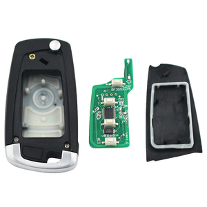 Image 3 - New Style 4 Buttons Floding Remote Key CAS2 for BMW 1 3 5 6 Series X5 With PCF7946  Chip 315MHZ OR 433MHZ OR 868MHZ OR 315LPMHZ