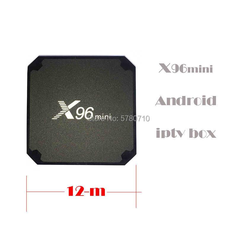 2020 mejor decodificador inteligente m3u iptv android tv box olny smart decodificador olny xxx sin preconfiguración, No incluye aplicación