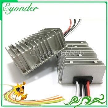 Converter for charging animal batteries 12v 12.6v 13.8v 24v 27v 28v dc to dc step down step up buck boost power supply 8a 224w