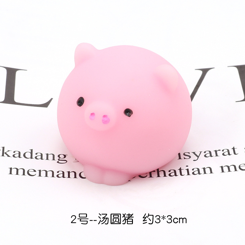 Squeeze Toys Fidget Stress Squishy Funny Cute Animals Kawaii Relief-Gifts img3