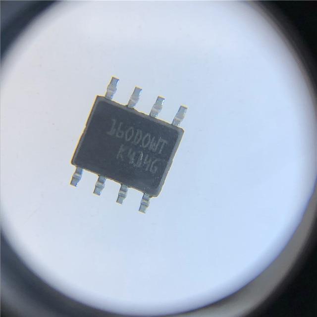 5PCS 160DOWT SOP 8 The car instrument table chip new and original
