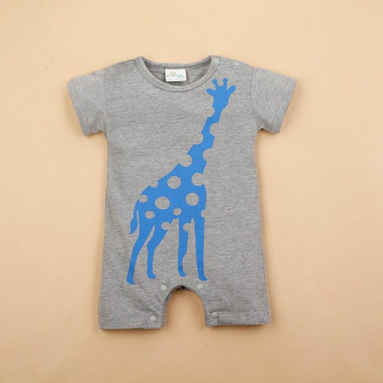grey giraffe
