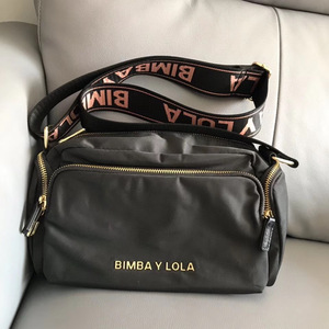 Bolso de mano Bimba y Lol, Bolso carter, Bolso de hombro, bandolera, Billetera, Bolso cruzado versátil para mujer, bimbayola Bol(China)