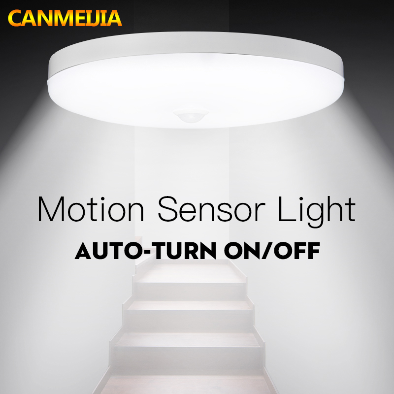 Pir Motion Sensor Led Ceiling Lights