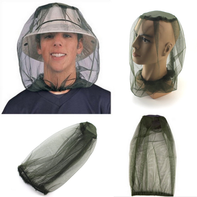 Hat mosquito net
